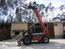 Manitou MT1235 heavy forklift used
