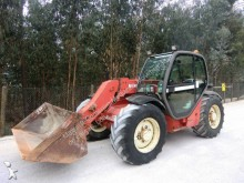 Manitou MLT629T telescopic handler used