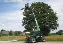 Chariot télescopique Deutz Agrovectore 25.5 Hydro occasion