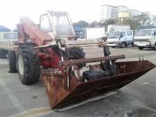 chariot élévateur de chantier Manitou MT 222 FC