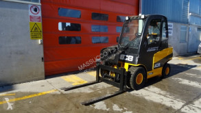 JCB tlt-30d telescopic handler used