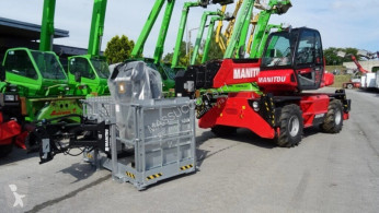 Stivuitor telescopic Manitou mrt 2145 easy second-hand