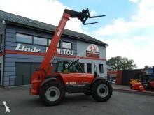 Teleskopisk truck Manitou MHT 860L brugt