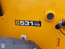 JCB 536-70 JCB 531-70 agri année 2016 telescopic handler used