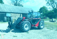 Stivuitor telescopic Manitou MLT527 second-hand