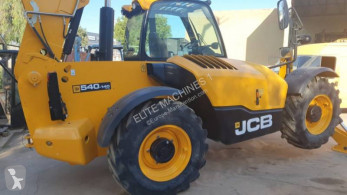 Stivuitor telescopic Manitou MT 1440 MT1440 TIER IV ST3B ANNEE 2018 second-hand