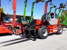 Manitou mht 10130 telescopic handler used