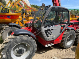 Stivuitor telescopic Manitou MT 1440 MT1440 E 2018 800h second-hand