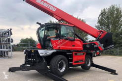 Manitou MRT2550 plus privilège full options heavy forklift used
