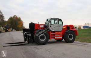 Manitou mht 10.230 telescopic handler used