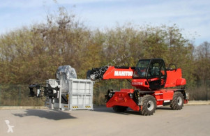 Stivuitor telescopic Manitou mrt2545 easy second-hand