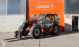 Manitou mlt741 4-e3 telescopic handler used