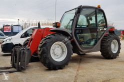 Manitou MVT628 telescopic handler used