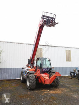 Manitou MT1335SLT telescopic handler used