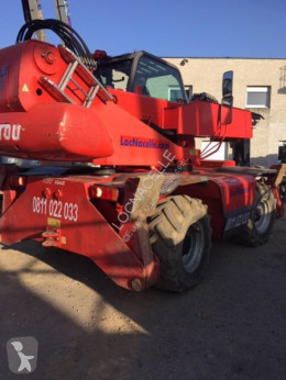 Manitou MRT 1840 telescopic handler used