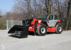 Manitou mt1840ha 100p telescopic handler used