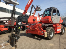 Manitou MRT 2540 Privilege+ telescopic handler used