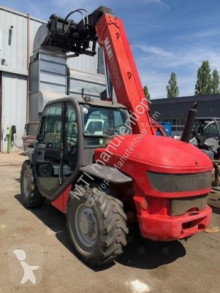 Manitou MLT 523 telescopic handler used