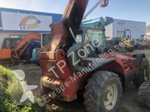 Manitou mt 835 . 120 ls telescopic handler used