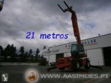 телескопичен товарач Manitou MRT 2145