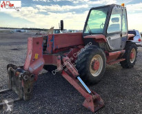 Manitou MT1232S telescopic handler used