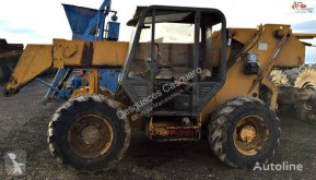 JCB telescopic handler used