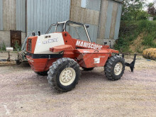 Manitou MLT626 telescopic handler used