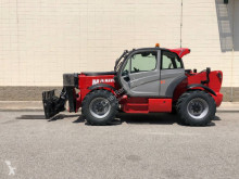 Manitou MT 1440 EP heavy forklift used