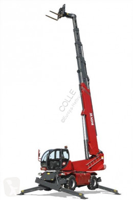Empilhador braço telescópico Magni RTH 6.35 SH usado