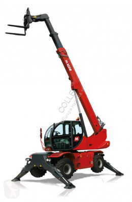 Magni RTH 4.18 smart telescopic handler used