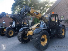телескопичен товарач Caterpillar TH 407 Agra