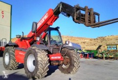 Manitou MLT 625 - 75 H MLT 627 telescopic handler used