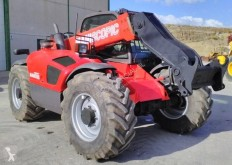 Manitou MLT 634 - 120 PS MLT634 telescopic handler used