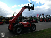 Manitou MLT634 120LSUSGE telescopic handler used