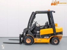 JCB TLT30D telescopic handler used