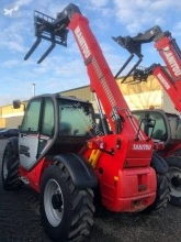 Manitou MT 732 MT 732 heavy forklift used