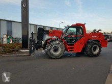 Stivuitor telescopic Manitou MHT 10210 L / Verstellgerät / Lasthaken / 21to. second-hand