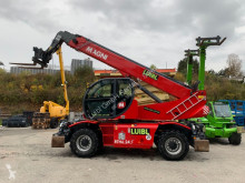 Magni RTH 6.24S, 24m metre 6 tons, first use 2017 telescopic handler