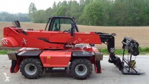 Telehandler Manitou MRT 1840 EASY 400° - Stage 4 - Presque NEUF second-hand