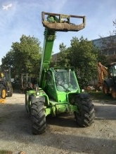 Merlo Multifarmer P28.8 telescopic handler used