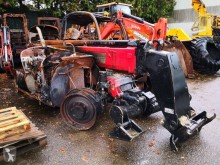 Telehandler Manitou MANITOU MT1335*BRULEE*BURNED*VERBRANNT accidentată