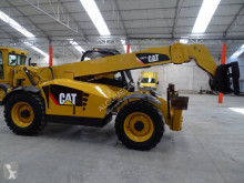 Caterpillar TH414 telescopic handler used