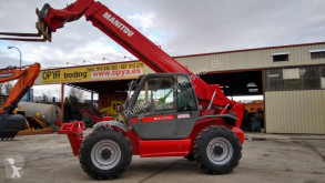 Manitou MT 1335 SL telescopic handler used