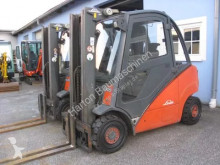 Linde telescopic handler used