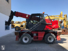Manitou MRT 1432 telescopic handler used