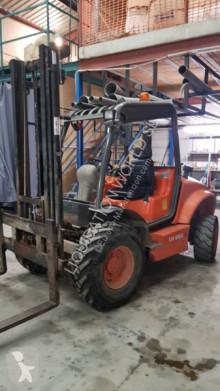 Ausa CH 200 4,5 mts forklift truck 4x4 triplex hyster telescopic handler