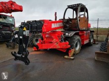 Manitou MRT 2550 PRIVILEGE+*BRULEE*BURNED*VERBR telescopic handler