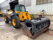 Telehandler JCB 541-70*BRULEE*BURNED*VERBRANNT accidentată