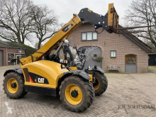 Caterpillar TH 407C telescopic handler