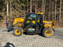 JCB 525-60 telescopic handler used